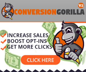 Conversion Gorilla - Get More Clicks!