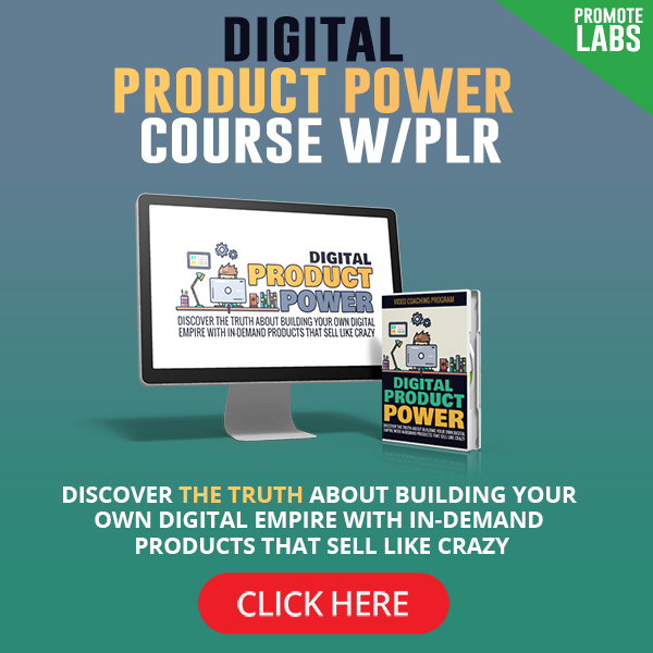 Digital Product Power Course