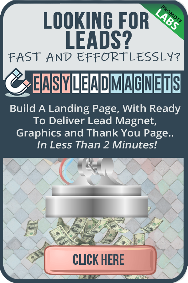 Easy Lead Magnets