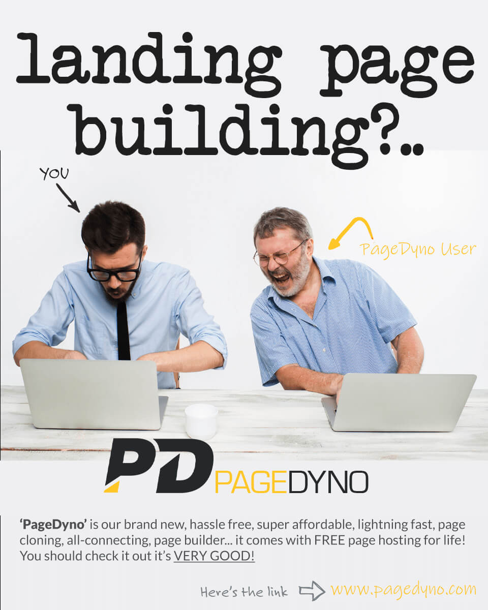 PageDyno Landing Page Builder